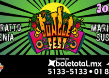 Jungle Fest - Moderatto, Moenia, Maria Jose, Sussie 4