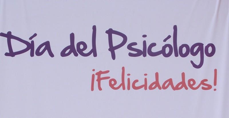 Celebramos hoy 6 de abril dia nacional del psicologo