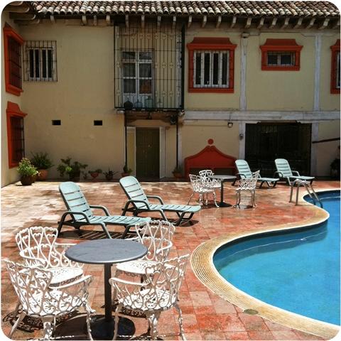 Hotel santa clara todo chiapas for Hotel azulejos san cristobal delas casas chiapas
