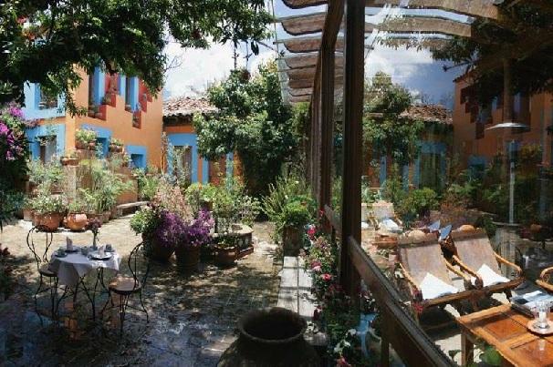 Hotel posada el paraiso todo chiapas for Posada el jardin